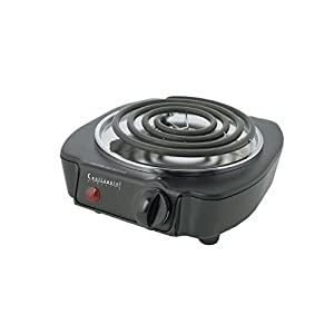 Continental Electric 1100-Watt Singler Burner