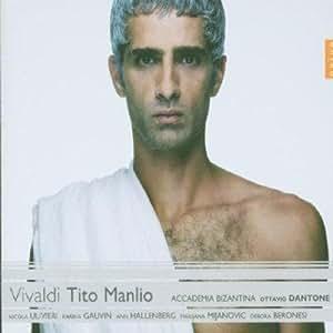 Vivaldi: Tito Manlio (Tesori del Piemonte, Vol. 28)