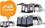 Trigano Luna Inflatable Caravan Porch Awning (280 (2.8m wide))