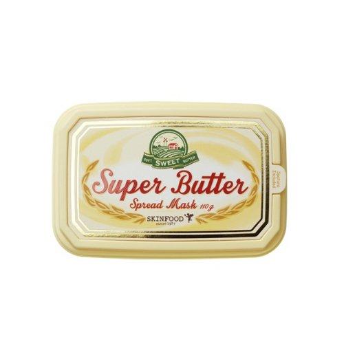スキンフード スーパーバター スプレッド マスク