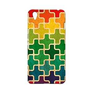 BLUEDIO Designer Printed Back case cover for Oneplus X / 1+X - G4973