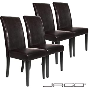 Lot ensemble de 4 chaises de salle manger de salon for Ensemble mobilier salon