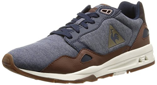 Le Coq Sportif Lcsr900 Chambray, Sneaker basse uomo, Blu (Bleu (Dress Blue/Chambray)), 8 UK
