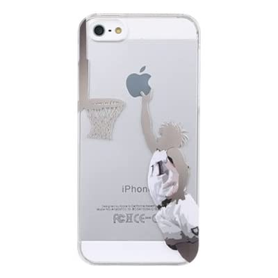 [SoftBank/au iPhone 5専用]APPLE MAGIC ケース (Dunk!)