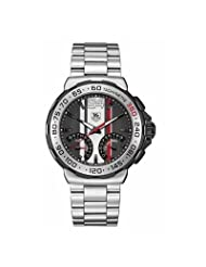 Tag Heuer Formula 1 Black Dial Chronograph Mens Watch CAH7011BA0860