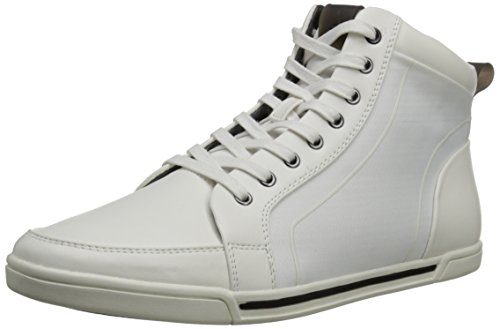 Aldo Men's Chester Fashion Sneaker, White, 44 EU/11 D US
