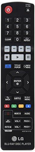 LG AKB73615702 Remote Control (Lg Control Remote compare prices)