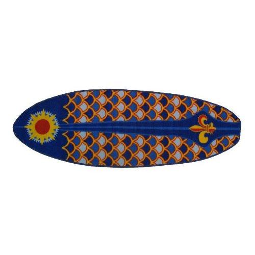 Laguna Surfboard Area Rug 19
