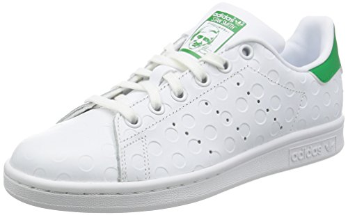 adidas-stan-smith-scarpe-low-top-donna-bianco-ftwr-white-green-40-eu