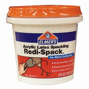 Buy Redi-Spack - 1/2 Pint (Elmers Painting Supplies,Home & Garden, Home Improvement, Categories, Painting Tools & Supplies, Wallpaper Supplies, Wall Repair, Spackle)