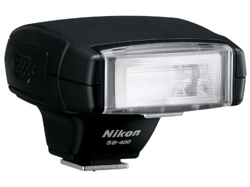 Nikon Speedlight SB-400 External Flash