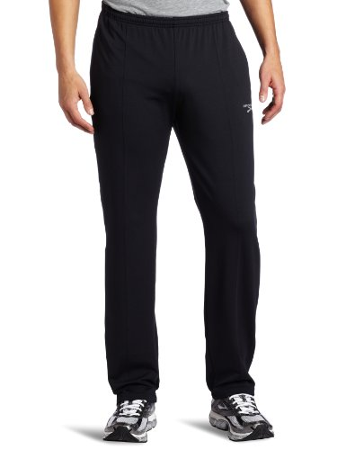 Brooks Brooks Men's Spartan II Tall Pant, Black, Small