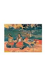 Artopweb Panel Decorativo Nave Moe multicolor