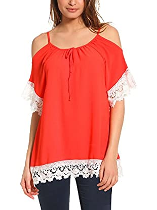 FRENCH CODE Top Bonnie (Coral)