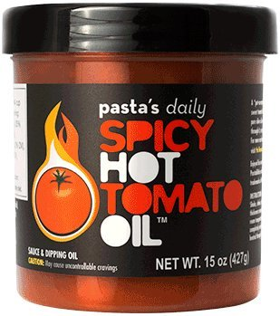 Pasta's Daily Spicy Hot Tomato Oil Food, Beverages Tobacco Food Items ...
