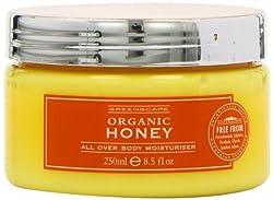 Honey Greenscape Somerset Organic All Over Body Moisturizer 250 ml 8.5 fl oz