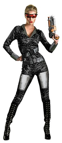 Disguise Womens Military Operation Rapid Strike Ors Lady Commando Fancy Costume