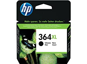 HP 364XL Black Ink Cartridge (550 Pages) [Office Product]