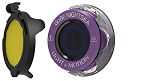 Light and Motion GoBe NightSea L.E.D. Ultraviolet Black Light Head Only by Light and Motion