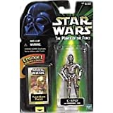 Star Wars: Power of the Force Flashback and gt; C-3PO Action Figure