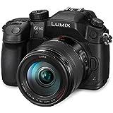 Panasonic DMC-GH4 Digital SLR Mirrorless Camera w/ Lumix G Vario 14-140 Lens Kit (Internatinal Model No Warranty)