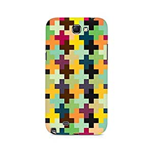 Ebby Plus Premium Printed Case For Samsung Note 2