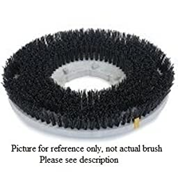 13 inch Nylon Brush for Tennant/Nobles Scrubbers - 603159