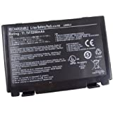 5200MAH REPLACEMENT LAPTOP POWER BATTERY FOR ASUS K50 K50IN K70IC K70IJ K70IO X5DIJ-SX039C L0690L6 6CELL