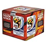 2010 FIFA World Cup South Africa Soccer Stickers Box - 50 packs/box ~ Panini