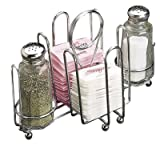 Tablecraft (591C) Chrome-Plated Combination Rack [Set of 12]