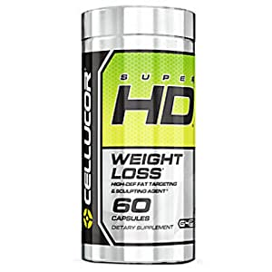 Cellucor - Super HD Fat Targeting & Sculpting Agent