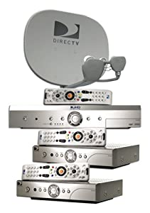 3 Room DIRECTV HD System with a DIRECTV HD Receiver (Lease)