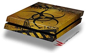 Toxic Decay - Decal Style Skin fits original PS4 Gaming Console