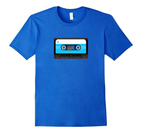 Men's Cassette Tape Retro