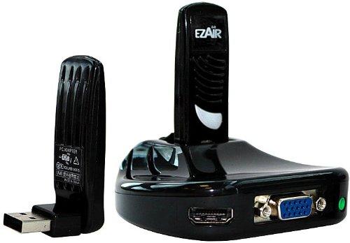 【Amazonの商品情報へ】クイックサンプロダクツ ワイヤレスAVキット EZR601AV