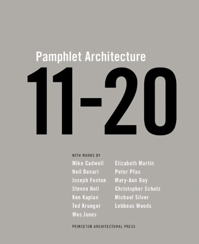 Pamphlet architecture 11/20