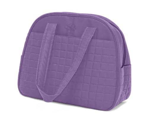 Gaiam Metro Gym Bag (Purple)