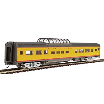 Walthers HO Scale Budd Dome Coach - Assembled - Union Pacific