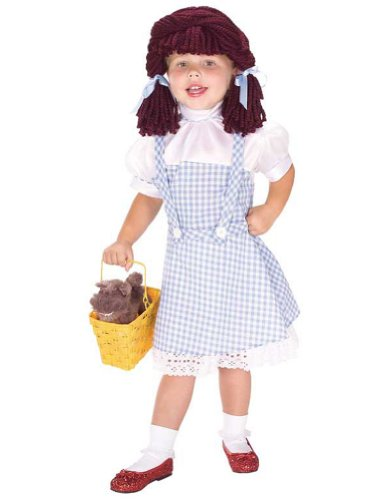 baby-girls - Dorothy Yarn Babies Toddler Costume Halloween Costume