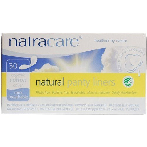 (10 PACK) – Natracare – Natural Pantyliners Curved | 30pieces | 10 PACK BUNDLE by Natracare günstig bestellen