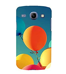printtech Carnival Balloon Back Case Cover for Samsung Galaxy On7
