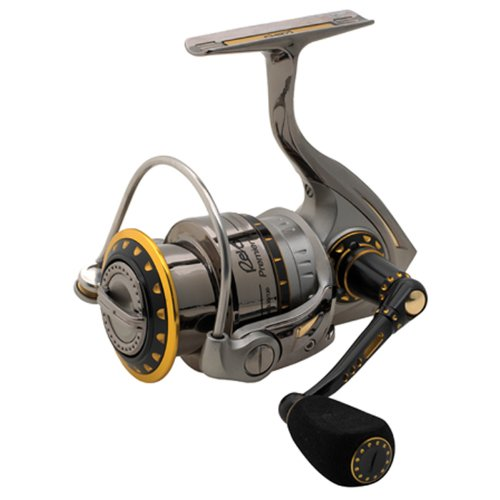 Abu Garcia Revo Premier Spinning Reel (8-Pound / 130-Yards)