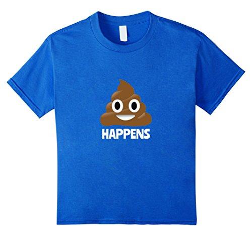 Emoji-Shirt-Poop-ShT-Happens-T-Shirt