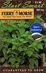 Ferry-Morse 2018 Marjoram Seeds, Sweet (300 Milligram Packet)