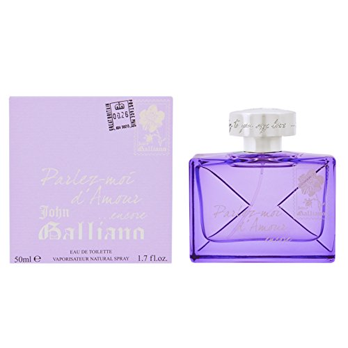 John Galliano Parlez-moi d'Amour Encore Eau de Toilette Spray 50 ml