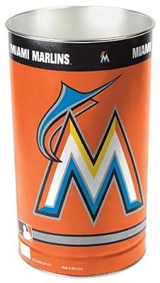 MLB Miami Marlins Wastebasket