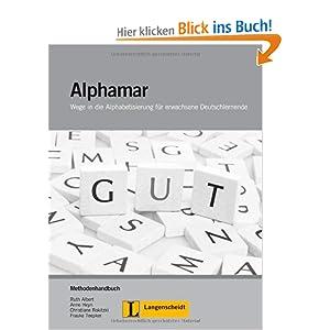 Alphamar methodenhandbuch wege in die alphabetisierung for Christiane heyn
