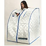 Precision Therapy Portable Far Infrared Sauna Sauna with