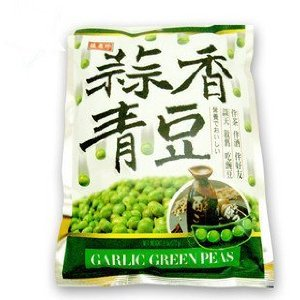 Shengxiangzhen Garlic Green Peas 8.46Oz (Pack Of 2)