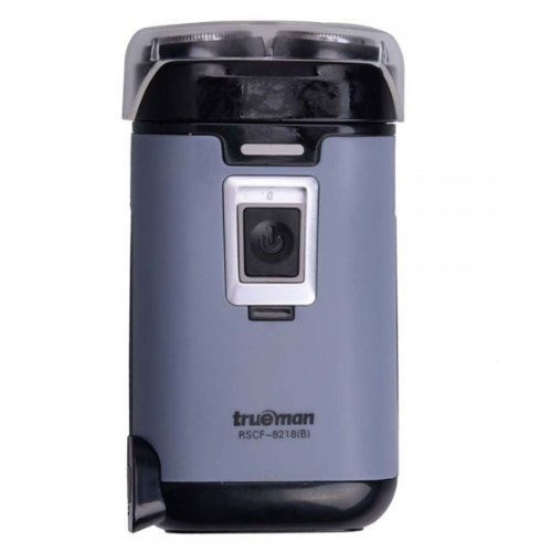 True Man Rscf-8218 Two Head Rotary Rechargeable Shaver Gray By Preciastore